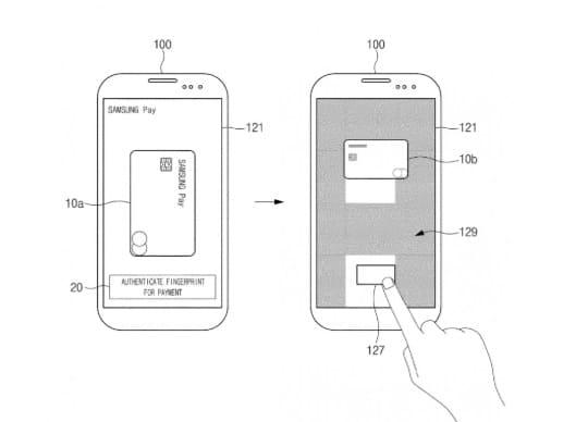 Patentes Samsung
