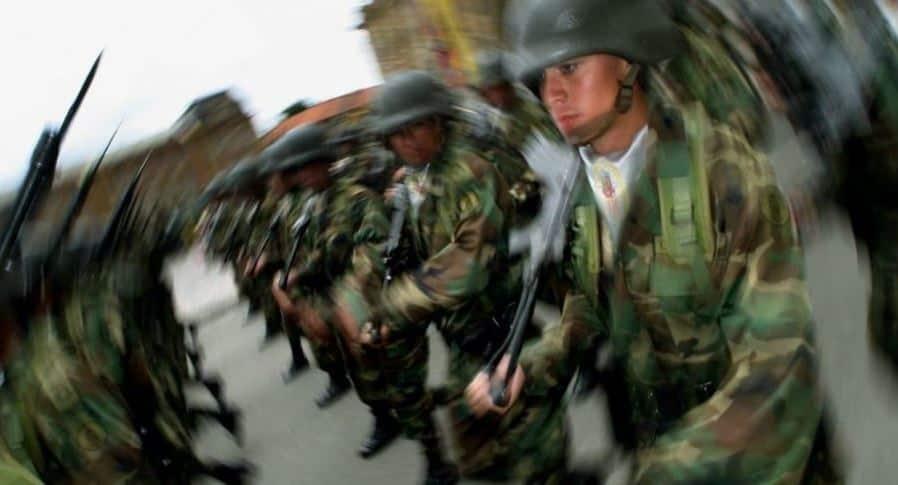 Soldados capturados