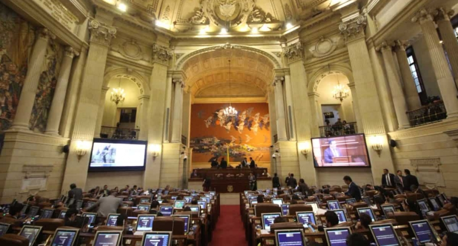 Plenaria de la Cámara