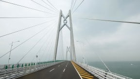 Puente HONG KONG-CHINA-MACAU-