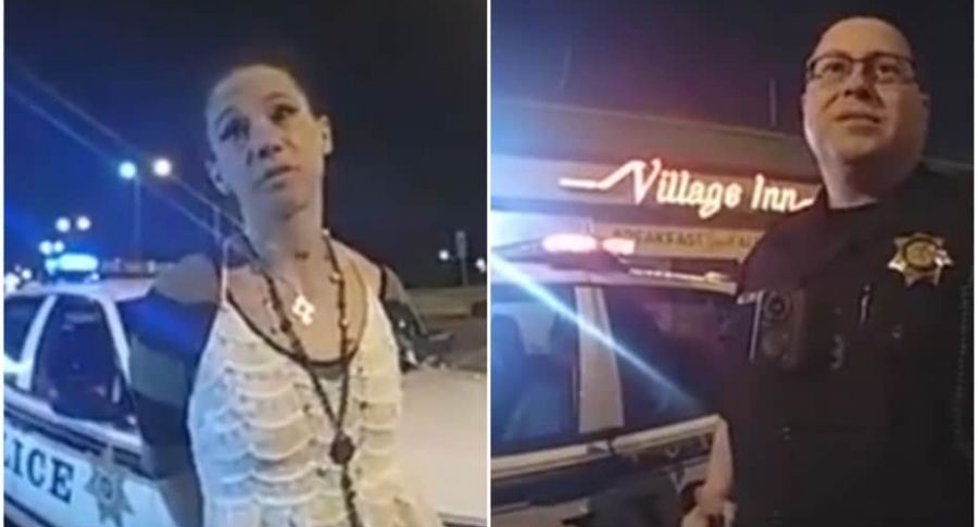 Mujer arrestada en EE. UU.