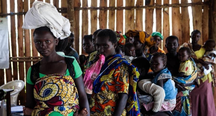 Refugio en Uganda