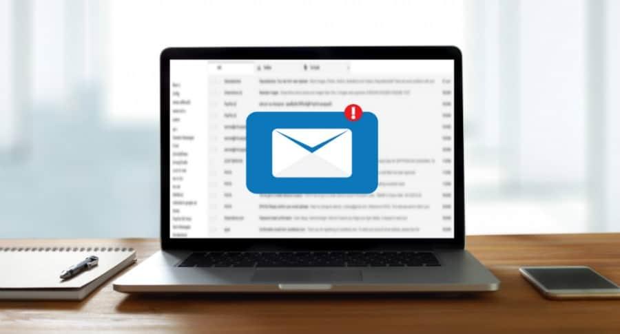 computador correo electronico