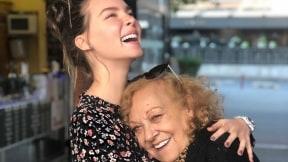 Belinda y su abuela
