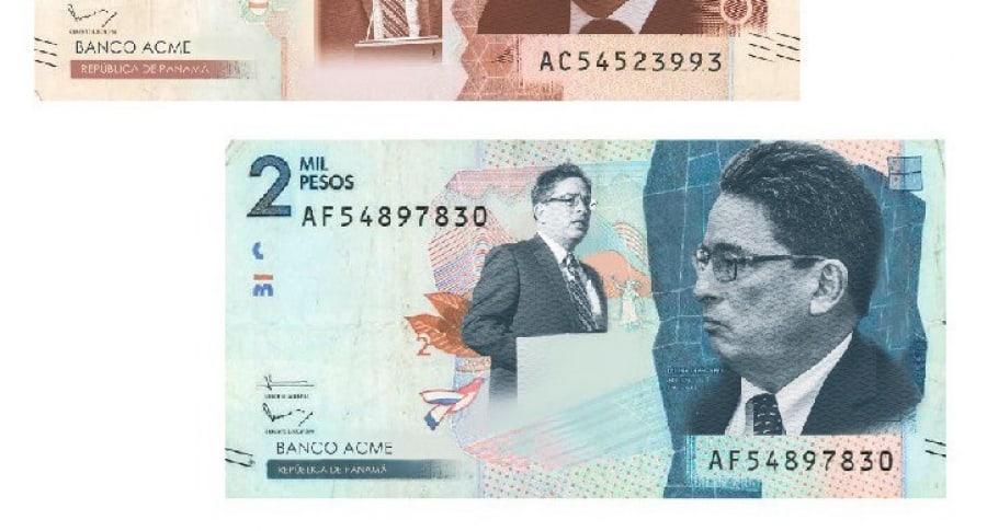 Billetes de Carrasquilla