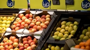 Frutas orgánicas
