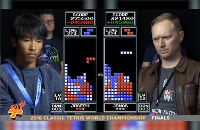 2018 classic tetris world championship