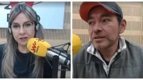 Vicky Davila y rappitendero
