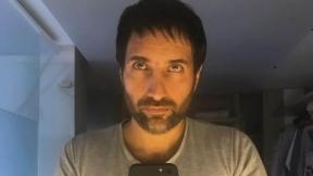 Andrés Suárez, actor.