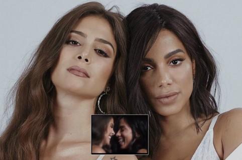 Greeicy Rendón y Anitta