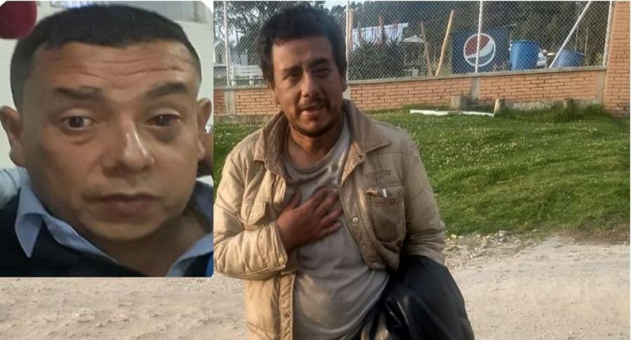 Robinson Yobany Pinto Salamanca, desaparecido