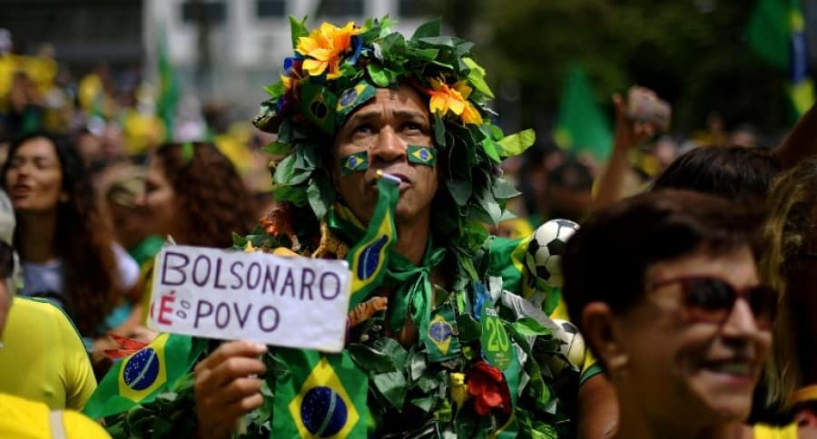 Elecciones Brasil