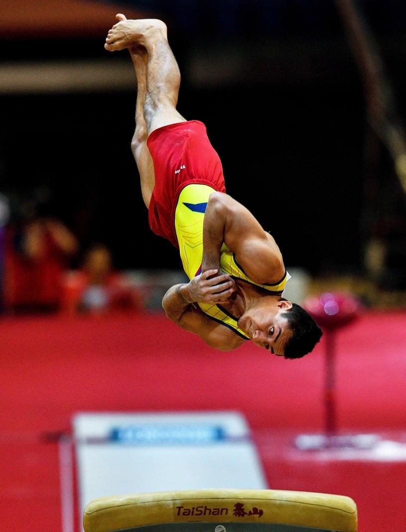 Campeonato Mundial de Gimnasia Artística 2018