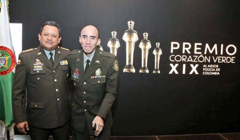 Luis Sierra y Jorge Nieto / Policía