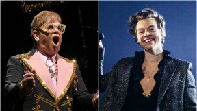 Elton John / Harry Styles