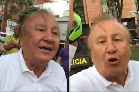 Rodolfo Hernández , alcalde Bucaramanga