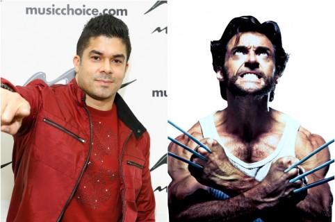 Jerry Rivera / Hugh Jackman como Wolverine