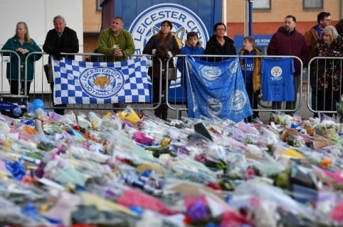 Leicester tragedia