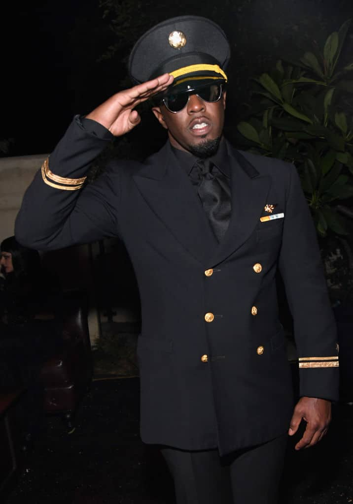 Sean Combs 'P. Diddy'