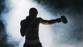 Boxeador.