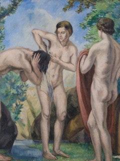 Invitación recorrido nudista Pedro Nel Gómez