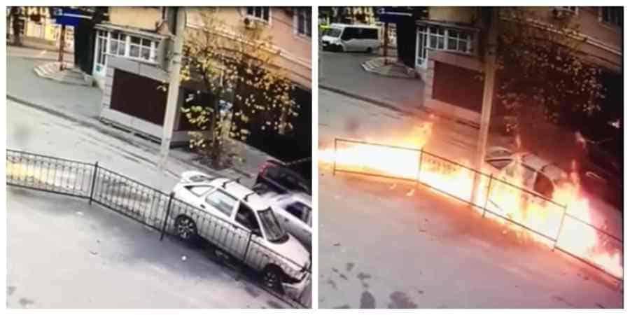 Accidente Rusia