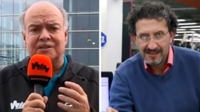 Iván Mejía y Gabriel Meluk