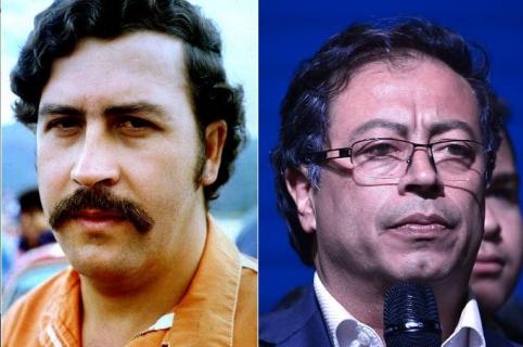 Carlos Mejía vs Gustavo Petro