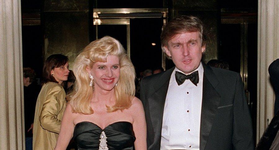 Donald Trump e Ivana