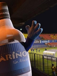 Aguardiente Nariño (Estadio Libertad)