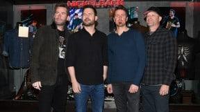 Nickelback en Hard Rock Hotel Las Vegas