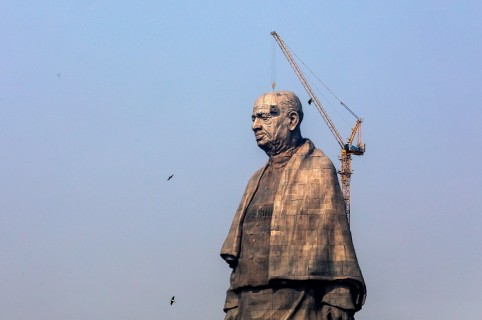 Estatua de Sardar Patel, en India