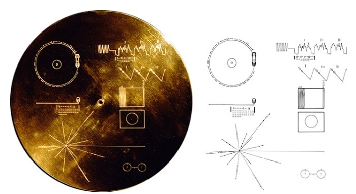 Golden Record Nasa