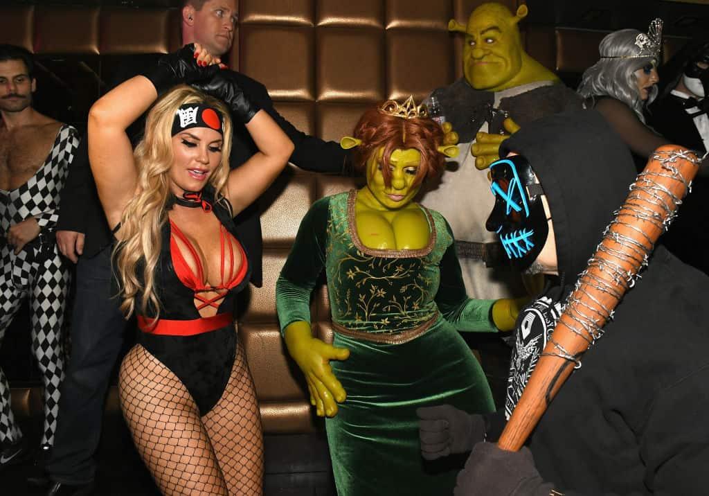 Coco Austin, Heidi Klum, Tom Kaulitz y Ice-T