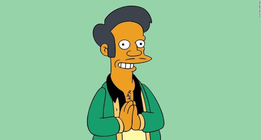 Apu Los Simpson