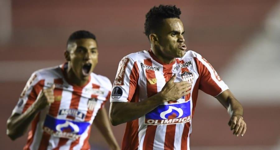 Luis Díaz, Junior de Barranquilla