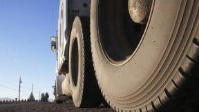 Llantas de camión.