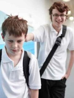 Matoneo escolar