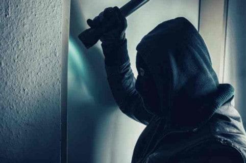 Ladrón de casa