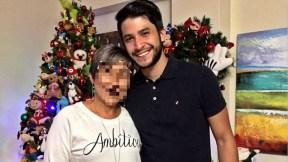 Mario Alberto Mendez Sulbarán, estudiante fallecido