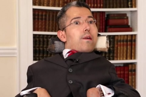 Diego Soto Miranda, barrister
