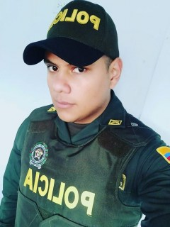 Patrullero Fernando Rosero Rojas