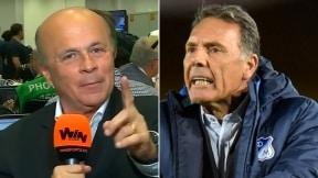 Carlos Antonio Vélez y Miguel Ángel Russo