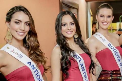 Candidatas a Señorita Colombia 2018