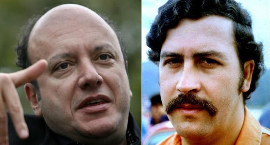 Julio Sanchez Cristo - Pablo Escobar