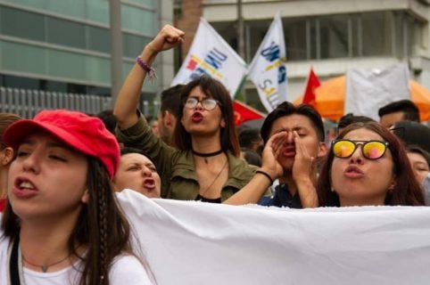 Marcha universitarios