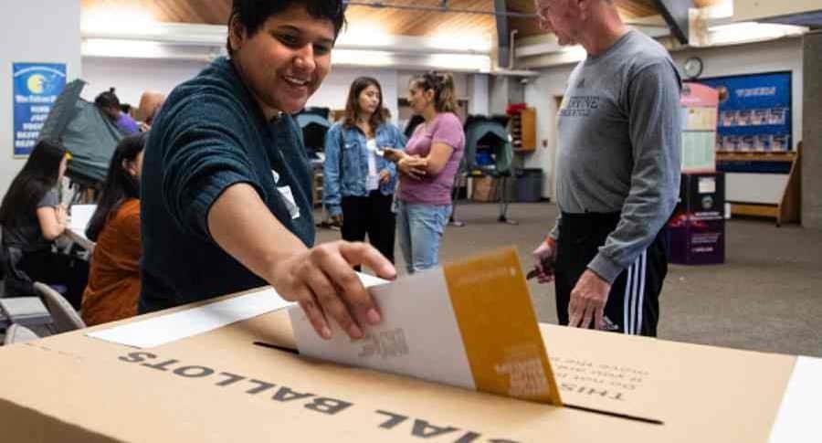 Votaciones Estados Unidos