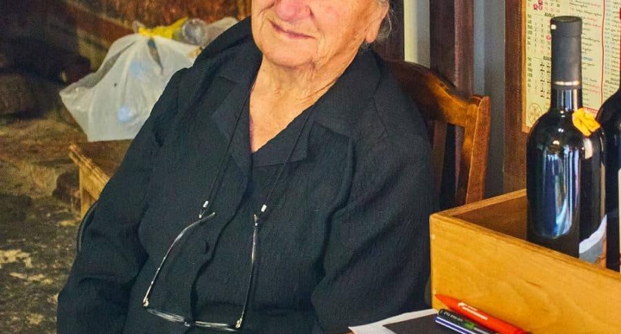 Abuela, anciana