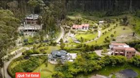 Mansiones en cerros orientales