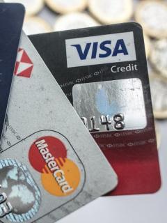Tarjetas crédito